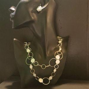New York &Co Fashion Necklace Set